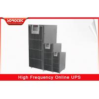 China Battery inside High Frequency Online UPS , high power uninteruptible power supply wholesale