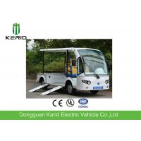 China Mini Dimensions Modified Utility Pick Up Cart With Foldable Ramp For Wheel Chair Disabled wholesale