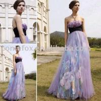 China elegant empire celebrity cocktail gowns,  hotsale empire celebrity party gowns wholesale