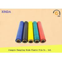 Quality Horizontal Mechanical Packaging PE Stretch Wrap Film Anti Puncture Strength for sale