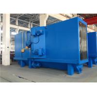 China Rust Removing Steel Shot Blasting Equipment For H Beam / Steel Structure on sale