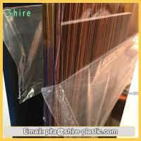 China Plasticover Floor Protection Film Cardboard Floor Covering 20MIC - 150MIC Thickness wholesale