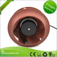 China Air Purification DC Centrifugal Fan Impeller / 12V Brushless DC Fan Variable Speed Control wholesale
