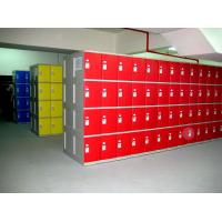 China Swimming Pool Green Shoe Storage Locker smart ABS locker easy installation wholesale
