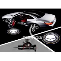 China Logo HONDA TYPE-R 3D harley davidson skull logo welcome courtsey gobo LED Door Projector Lights Waterproof 210Lm on sale