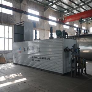 China Zero Loss Box Bitumen Decanting Machine , Bitumen Equipment For Road Construction wholesale
