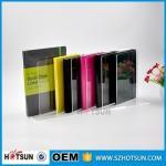 China custom Acrylic Book/ Magazine/ Leaflet/ Literature Dispenser Holder for wholesale wholesale