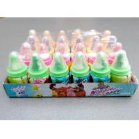 China Angry Bird-Nipple Shaped Healthy Hard Candy With Powder Sweet and Funny wholesale