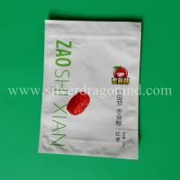 China Stand up zipper bag for red dates packing wholesale