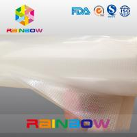 Quality One Side Clear One Side Embossed Transparent Roll Films For Food Packaging for sale