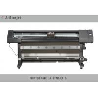 China 1.8m Epson Dx5 Head Eco Solvent Inkjet Printer High Resolution , Space - Saving wholesale