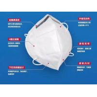 China Protective Kn95 Face Mask , Medical Grade Face Mask Anti Germs Soft Disposable wholesale
