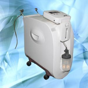 China Skin care oxygen infusion facial oxygen jet peel oxygen peel skin rejuvenation wholesale