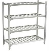 China Detachable Kitchen Storage Stainless Steel Shelving Units For School Dining Room on sale