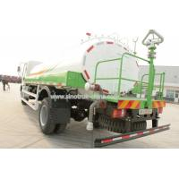China Safety Water Tanker Light Duty Commercial Trucks With High Strength Structure wholesale