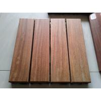 China Cumaru Decking Tiles wholesale