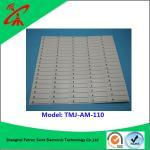 China Supermarket AM 58khz Deactivable Anti Theft Security Tags / Eas Soft Label wholesale