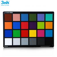 China 24 Color Checker Resolution Test Chart High Resolution Photographic Paper For Reflectance wholesale