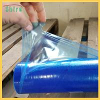 China Removable Stab Proof Duct Protective Plastic Film , HVAC Protection Film wholesale