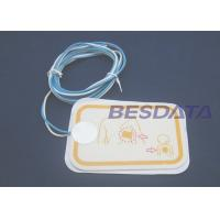 China Automated External AED Defibrillator Pads AED Trainer Pads OEM / ODM Acceptable wholesale