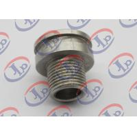 Buy cheap Stainless Steel 304 Bolts / Knurled Thumb Screws With M3 Full Screw Thread from wholesalers