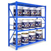 China Four Layers Industrial Storage Rack Capacity 200kg / Layer Corrosion Protection wholesale