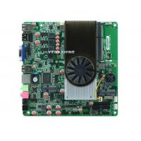 China AMD N330 Processor All In One Pc motherboard Integrated ATI HD4200 Graphics DC power supply wholesale