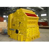 China 130 T / H Capacity Impact Mining Crusher Equipment For Stone / Coal Crushing wholesale