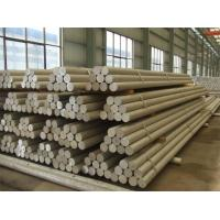 China AlMgSi1 6082 Aluminum Round Bar Custom Size For Structural Engineering Industries wholesale