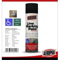 China Weather Proof Road Marking Spray Paint For Concrete / Asphalt / Glass wholesale