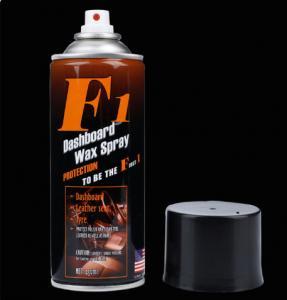 China Home Leather Plastic Dashboard Wax Polish Spray wholesale