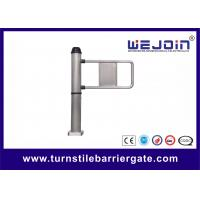 China Turnstyle Gates Entrance Turnstiles Compatible with IC / ID / Bar Code wholesale