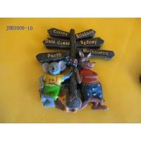 China Resin Fridge Magnet Sticker wholesale