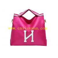 China 2014 New Women Letter Portable Shoulder Large capacity Shopping Bags wholesale