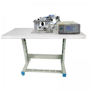 China Edge Semi Automatic Disposable Mask Sealing Machine on sale