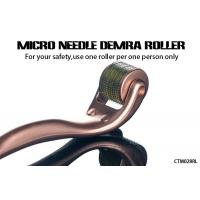 China Newest High Quality Anti Wrinkle Micro Needle Derma Roller For Skin Care wholesale