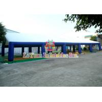 China Outdoor Advertising Inflatable Airtight Tent With OEM 0.9mm Tarpaulin wholesale