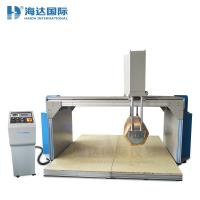 China Mattress Fatigue Tester / Furniture Testing Machine With LCD Controller wholesale