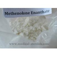 Buy cheap Methenolone Enanthate Muscle Enhancing Steroids , Fat Burning Hormones 99% Assay from wholesalers