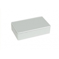 China Grey Plastic Electrical 100x60x25mm Wifi Router Enclosure wholesale