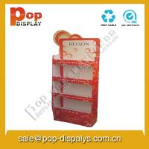 China Makeup Cardboard Pop Display Stands wholesale
