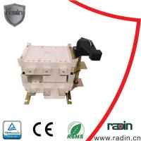 China MTS Manual Manual Transfer Switch Changeover 50Hz White Black For Hotels wholesale