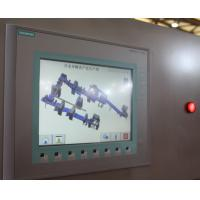 China Easy Operate Bread Production Line High Automation With Siemens PLC System wholesale