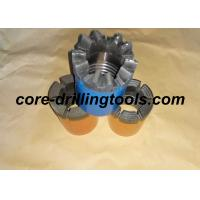 China Hollow Core Diamond Drill Bits 75 MM Core Drill Bit Impregnated Casing wholesale