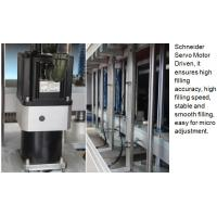 China High Speed  Piston Liquid Soap Filling Machine Commercial Bottling Equipment wholesale