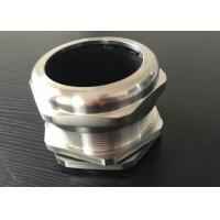 China SS304 Stainless Steel Waterproof Cable Gland For Unarmoured Cable G3 Inch Thread Size wholesale