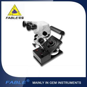 China Generation 1st  Swing arm type Gem Microscope With F15 binocular lens wholesale