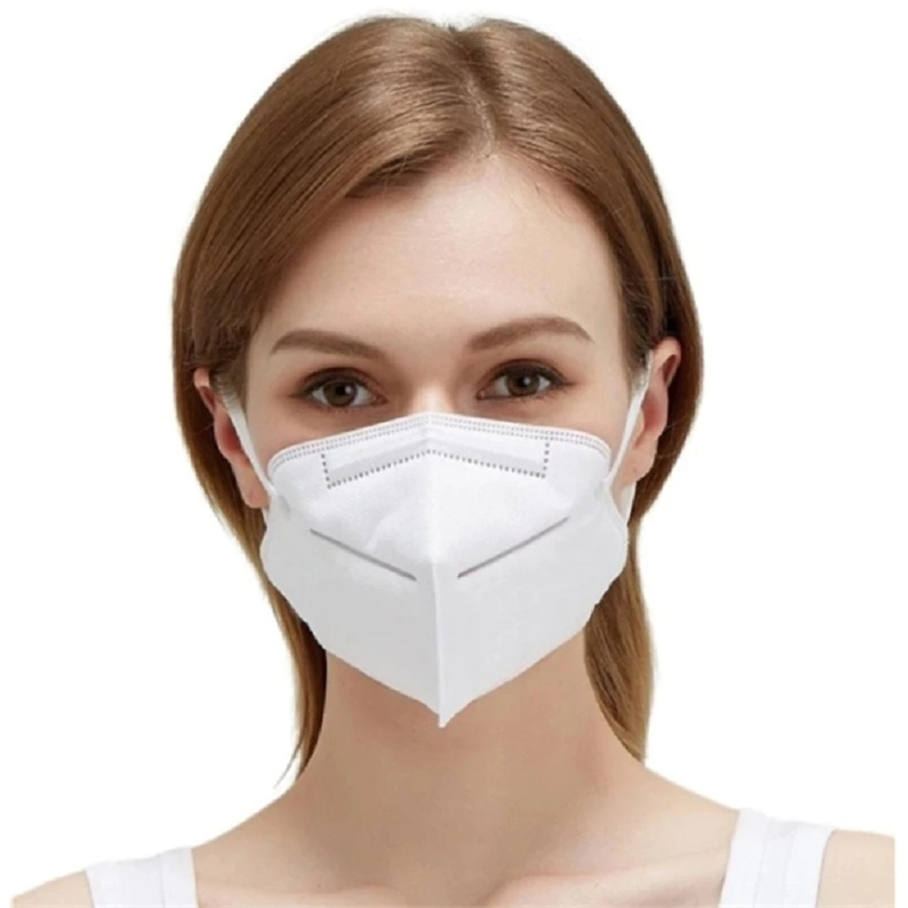 China Reusable Kn90 FFP2 Non Medical 5 Layers Dustproof Face Mask For Daily Use wholesale