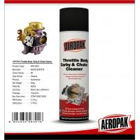 Quality 450ml Car Cleaning Products , Carburetor Cleaner SprayFor Pvc Valve Grease for sale