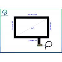China WideScreen 18.5 Inch Capacitive Touch Panel wholesale